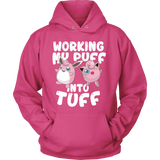 Pokemon Jigglypuff Working My Puff Into Tuff Shirt - NerdKudo - 8