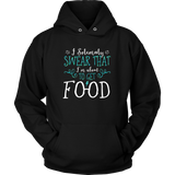 Harry Potter Funny I Solemnly Sweat That I'm About To Get Food Shirt - NerdKudo - 6