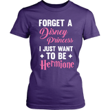 Harry Potter Forget A Disney Princess I Just Want To Be Hermione - NerdKudo - 8