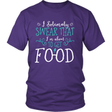 Harry Potter Funny I Solemnly Sweat That I'm About To Get Food Shirt - NerdKudo - 2