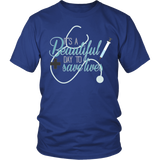 Grey's Anatomy It's A Beautiful Day To Save Lives Shirt - NerdKudo - 2
