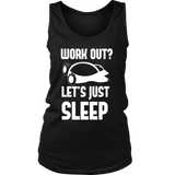 Pokemon Work Out Let's Just Sleep Shirt - NerdKudo - 8