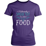 Harry Potter Funny I Solemnly Sweat That I'm About To Get Food Shirt - NerdKudo - 8