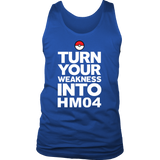 Pokemon Turn Your Weakness Into HM04 Shirt - NerdKudo - 6