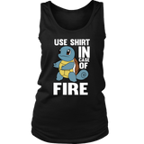 Pokemon Squirtle Use Shirt In Case Of Fire Shirt - NerdKudo - 10