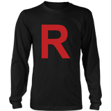 "Pokemon Team Rocket ""R"" Shirt - NerdKudo - 8"