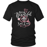 Grey's Anatomy It's A Beautiful Day To Save Lives Shirt - NerdKudo - 4