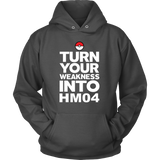 Pokemon Turn Your Weakness Into HM04 Shirt - NerdKudo - 10