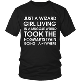 Harry Potter Just A Wizard Girl Living In A Muggle World - NerdKudo - 3
