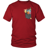 Pokemon Eeveelution In My Pocket Shirt - NerdKudo - 3