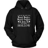 Gilmore Girls I Just Want To Read Books, Drink Coffee & Live In Stars Hollow Shirt - NerdKudo - 5