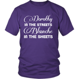 The Golden Girls Dorothy In The Streets Blanche In The Sheets - NerdKudo - 2