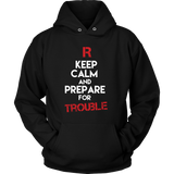 Pokemon Team Rocket Keep Calm And Prepare For Trouble Shirt - NerdKudo - 7