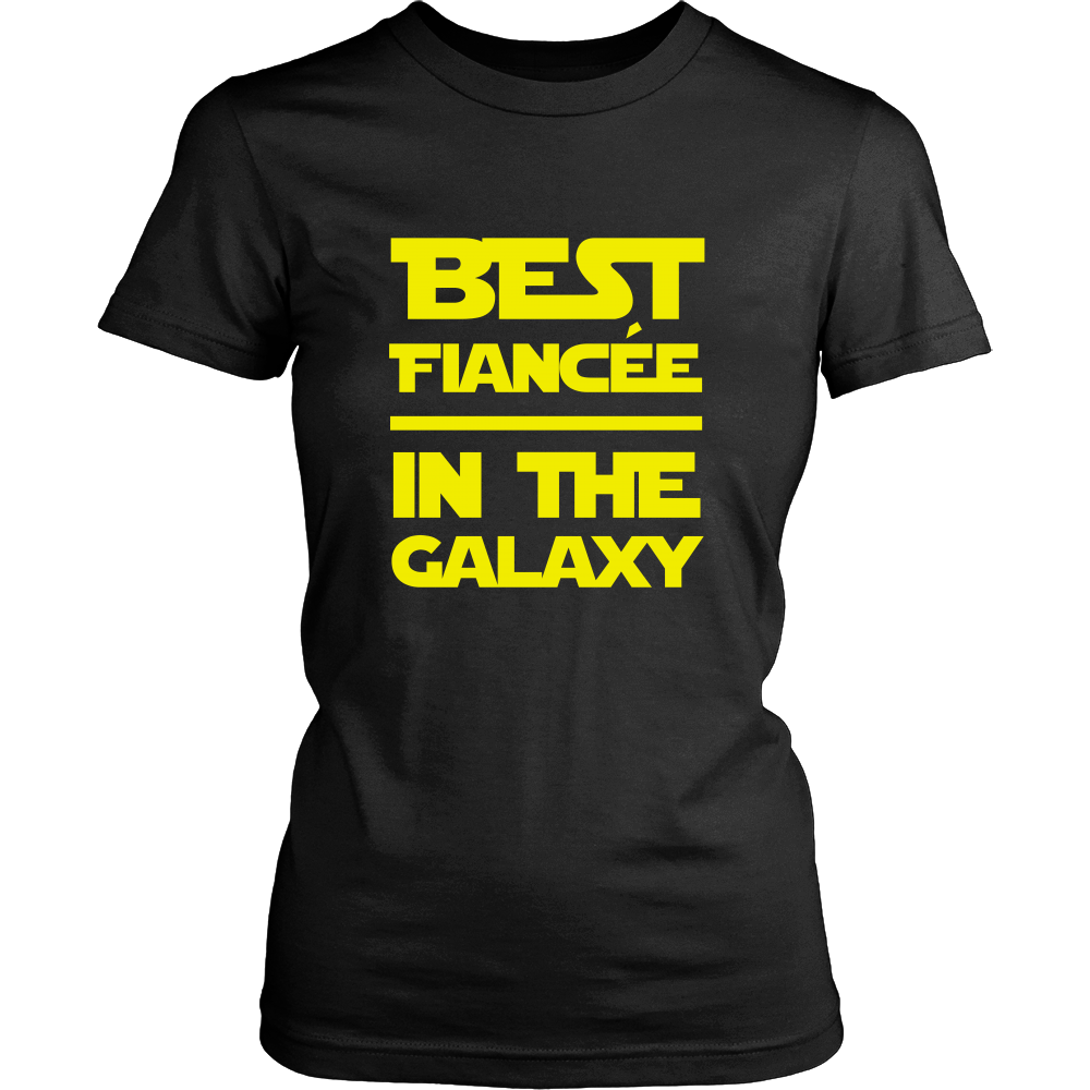 Star Wars Best Fiancee In The Galaxy Shirt - NerdKudo - 8