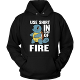 Pokemon Squirtle Use Shirt In Case Of Fire Shirt - NerdKudo - 8