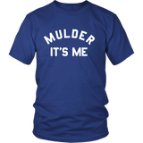 The X-Files Mulder It's Me Shirt - NerdKudo - 1