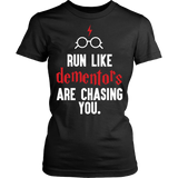 Harry Potter Run Like Dementors Are Chasing You - NerdKudo - 7