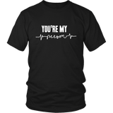 Grey's Anatomy You're My Person Shirt - NerdKudo - 3