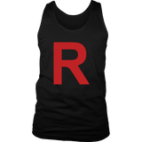 "Pokemon Team Rocket ""R"" Shirt - NerdKudo - 6"