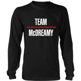 Grey's Anatomy Team McDREAMY Shirt - NerdKudo - 4