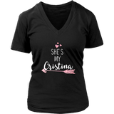 Grey's Anatomy She's My Cristina Shirt - NerdKudo - 12
