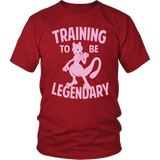 Pokemon Mew Two Training To Be Legendary Shirt - NerdKudo - 3