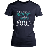 Harry Potter Funny I Solemnly Sweat That I'm About To Get Food Shirt - NerdKudo - 10