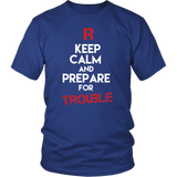 Pokemon Team Rocket Keep Calm And Prepare For Trouble Shirt - NerdKudo - 2