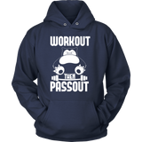 Pokemon Snorlax Workout Then Passout Shirt - NerdKudo - 9