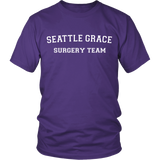 Grey's Anatomy Seattle Grace Surgery Team Shirt - NerdKudo - 2