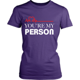 Grey's Anatomy You're My Person Couple Shirt - NerdKudo - 11