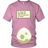 Pokemon It Looks Like This Egg Will Take a Long Time To Hatch Funny Maternity Pregnancy Shirt - NerdKudo - 5