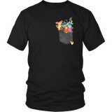 Pokemon Eeveelution In My Pocket Shirt - NerdKudo - 1