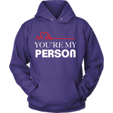Grey's Anatomy You're My Person Couple Shirt - NerdKudo - 6