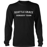 Grey's Anatomy Seattle Grace Surgery Team Shirt - NerdKudo - 4