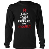 Pokemon Team Rocket Keep Calm And Prepare For Trouble Shirt - NerdKudo - 6
