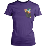 Pokemon Eeveelution In My Pocket Shirt - NerdKudo - 11