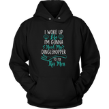 I Woke Up Like I'm Gunna Need My Dinglehopper To Fix This Mess Shirt - NerdKudo - 6