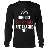 Harry Potter Run Like Dementors Are Chasing You - NerdKudo - 4
