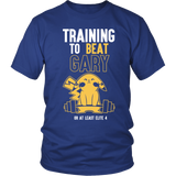 Pokemon Training To Beat Gary Or At Least Elite 4 Shirt - NerdKudo - 3