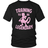 Pokemon Mew Two Training To Be Legendary Shirt - NerdKudo - 5