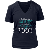 Harry Potter Funny I Solemnly Sweat That I'm About To Get Food Shirt - NerdKudo - 12