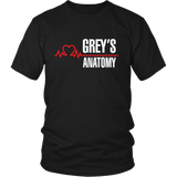 Grey's Anatomy Shirt - NerdKudo - 1