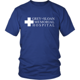 Grey's Anatomy Grey Sloan Memorial Hospital Shirt - NerdKudo - 2