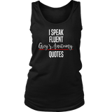 I Speak Fluent Grey's Anatomy Quotes Shirt - NerdKudo - 7