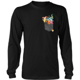 Pokemon Eeveelution In My Pocket Shirt - NerdKudo - 7