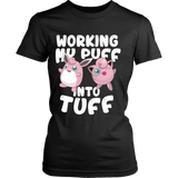 Pokemon Jigglypuff Working My Puff Into Tuff Shirt - NerdKudo - 11