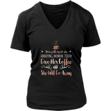 Gilmore Girls You Will Meet An Annoying Woman Today Give Her Coffee And She Will Go Away Shirt - NerdKudo - 12