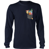 Pokemon Eeveelution In My Pocket Shirt - NerdKudo - 6
