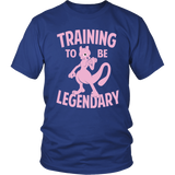 Pokemon Mew Two Training To Be Legendary Shirt - NerdKudo - 2